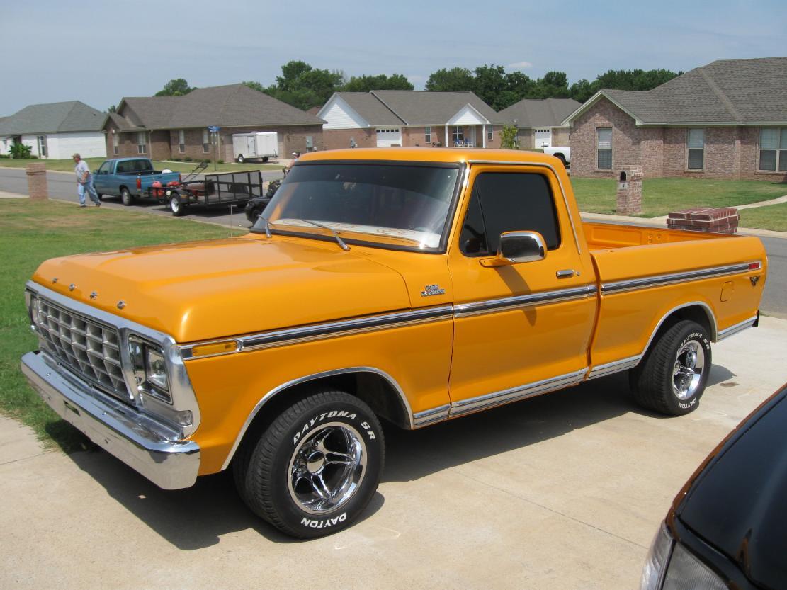 1979 Ford F100 Truck