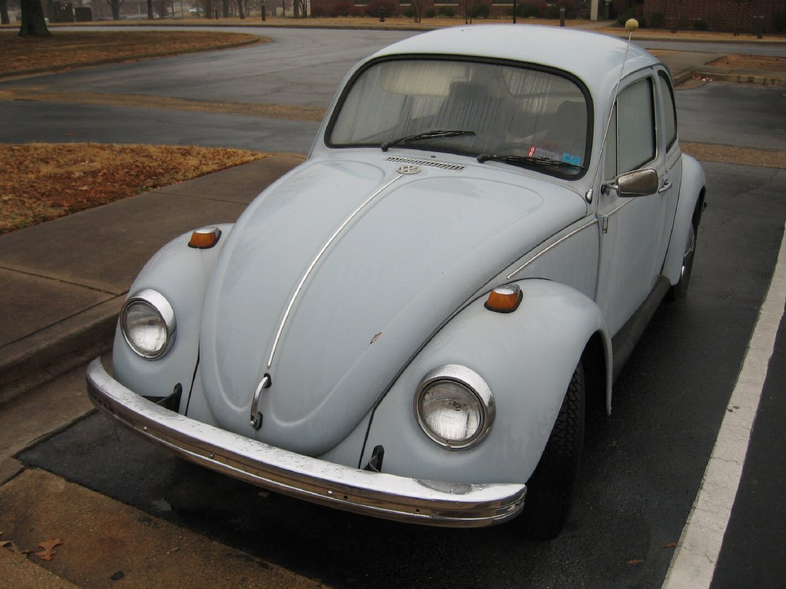 Vintage VW's in Searcy AR